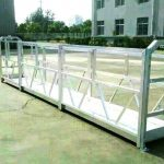 lainlain nga model nga electric construction working platform cradle hoist