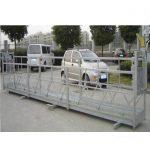 zlp630 tali gisuspinde ang plataporma / electric swing stage / scaffolding alang sa paglimpyo sa makina sa bintana