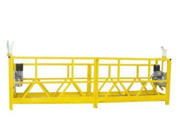 Ang 220v single phase gisuspinde ang mga access platform zlp800 temporaryo nga gisuspenso ang scaffolding